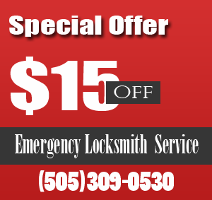 Residential Locksmith Albuquerque Discount Coupon